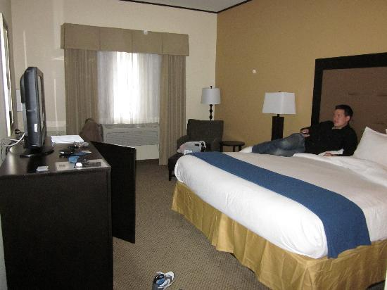Holiday Inn Express Absecon - Atlantic City Area: Room