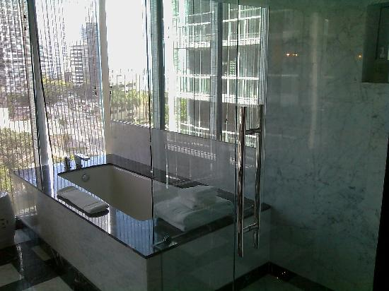 Viceroy Miami: Part of the Bathroom