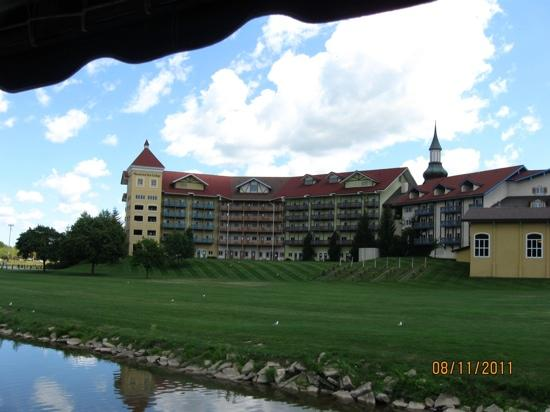 Bavarian Inn Lodge: I would stay here! Excellent!