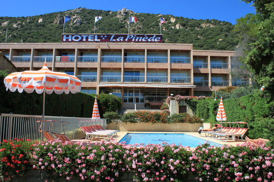 Photo of Hotel La Pinede Ajaccio
