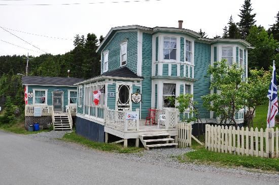 Aunt Edna's with the: From Review: Newfoundland at its best!