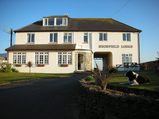 Photo of Highfield Lodge Crantock