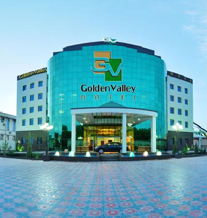 Гостиница Golden Valley