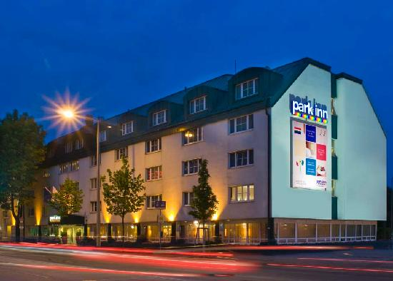 Park Inn by Radisson Uno City Vienna