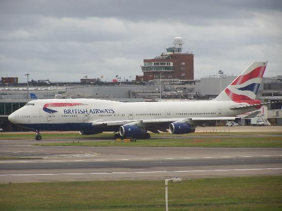 Hounslow, UK: ba jumbo