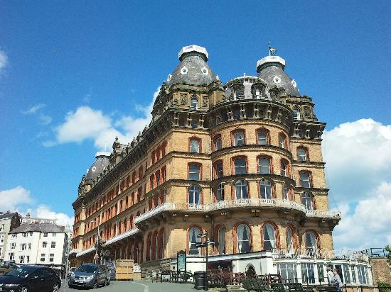 Britannia Grand Hotel Scarborough: Exterior