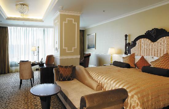 Lotte Hotel Moscow: Charlotte Suite Bedroom