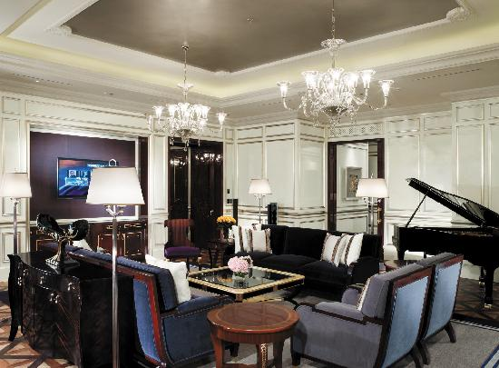 Lotte Hotel Moscow: Royal Suite Living Room