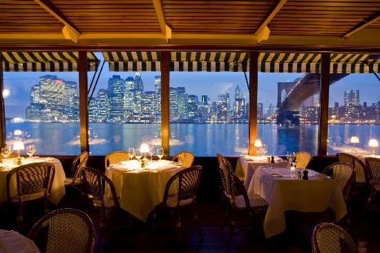 East River Cafe Restaurant Nyc