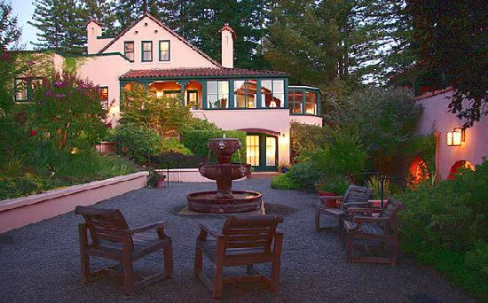 Photo of Applewood Inn Guerneville