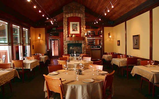 Applewood Inn: Michelin Stared Dinning