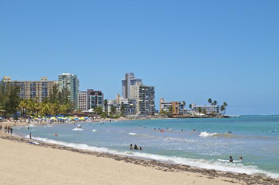 Carolina Puerto Rico  city photos : Isla Verde Beach, Carolina PR Picture of Puerto Rico, Caribbean ...