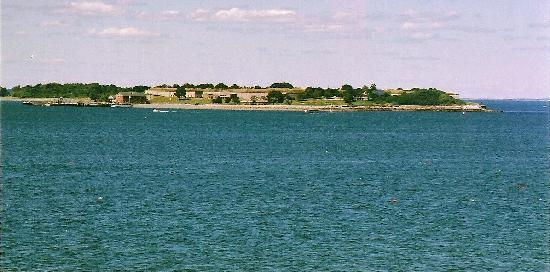 Boston Harbor Islands State Park