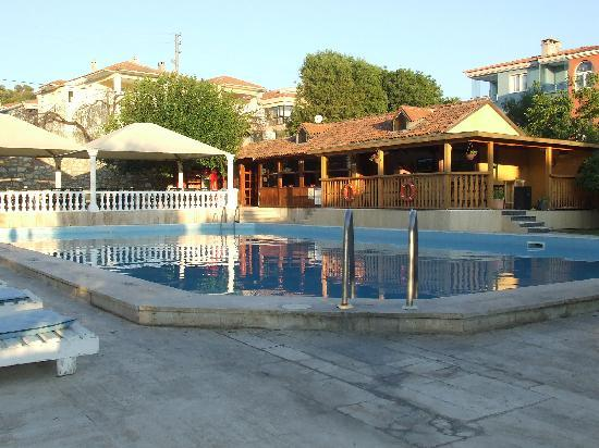Hotel Doga Garden: Pool and Bar