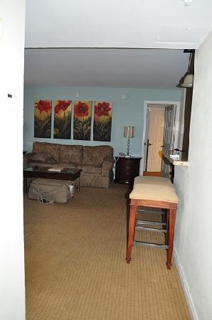 Roomy 2 bedroom suite near the strip - Holiday Inn Club Vacations Las