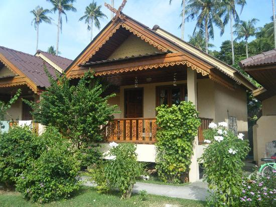 Phi Phi Anita Resort: The bungalow