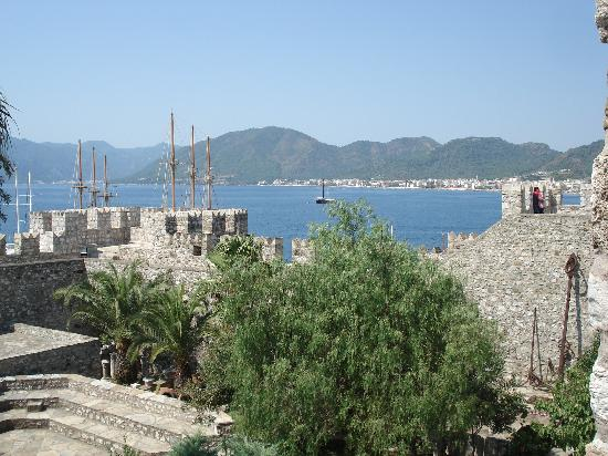 Tower View - Picture of Marmaris Museum, Marmaris ...