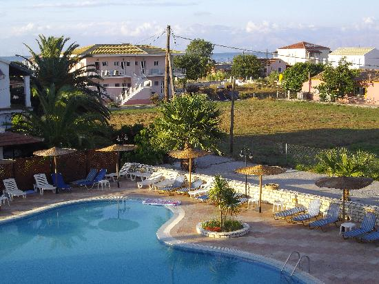 Anemona Studios &amp; Apartments: Anemona, view from balcony.