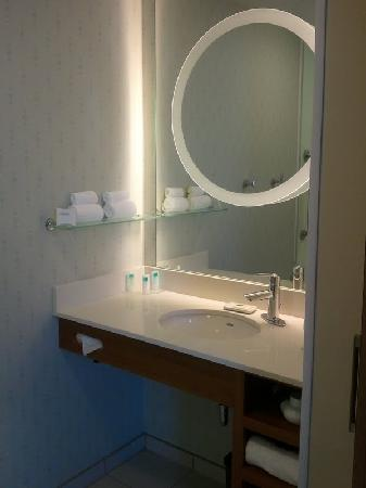 SpringHill Suites Wenatchee: Bathroom 3