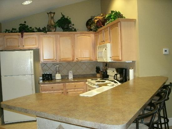 Baskins Creek Condominiums: Unit #509- kitchen