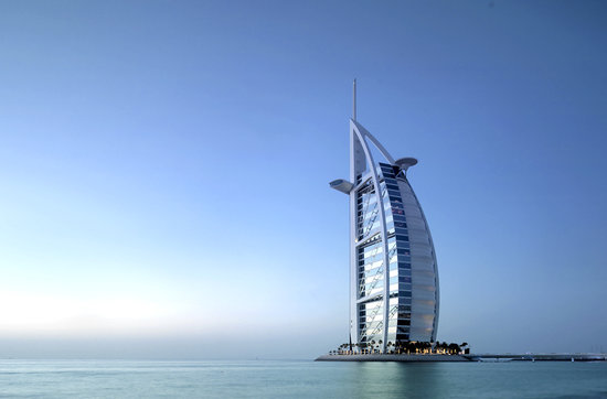Burj Al Arab Exterior