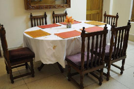 Homestay: Dinning Room
