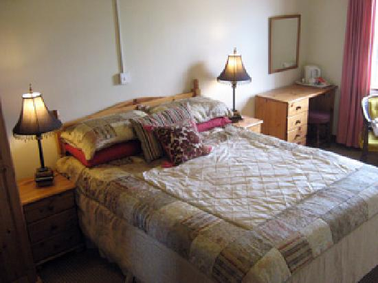 Mountain Inn: Bedroom