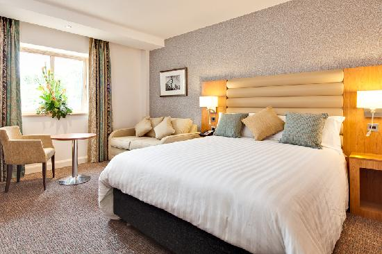 Tamworth, UK: Drayton Manor Hotel bedroom