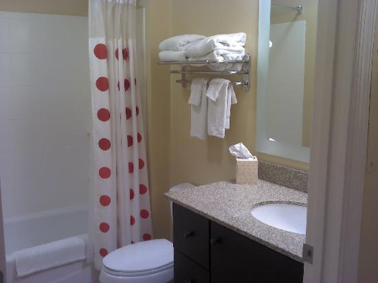 TownePlace Suites Winchester: bathroom