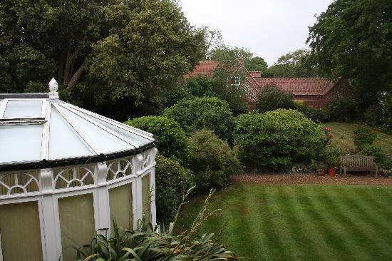 Incleborough House Luxury Self Catering: View from room