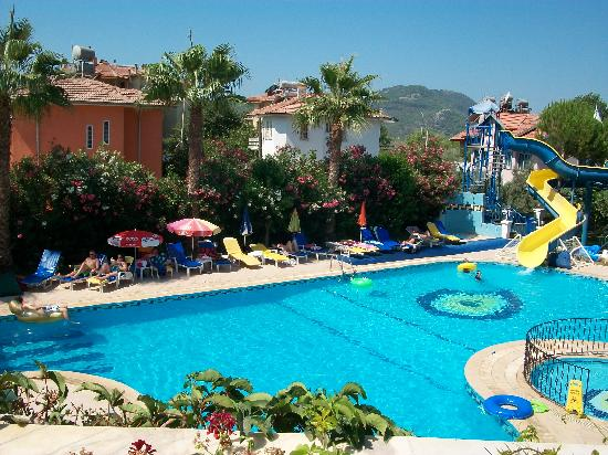Best Pool Ever Picture Of Blue Pearl Hotel Amp Apartments Ovacik Tripadvisor