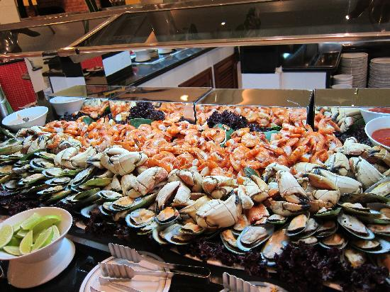 south beach casino surf and turf buffet