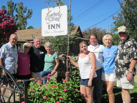 Eureka Street Inn: Great Time