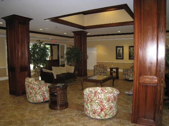 Hilton Head Health: Main Lobby