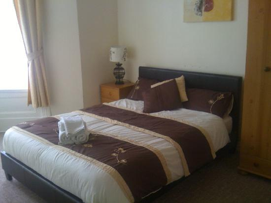 Boyce Hotel: Double Bedroom