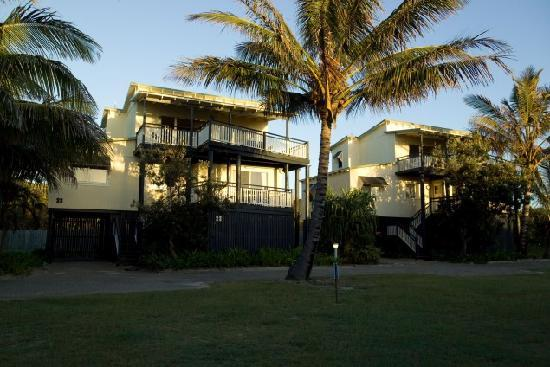 Fraser Island Beach Houses