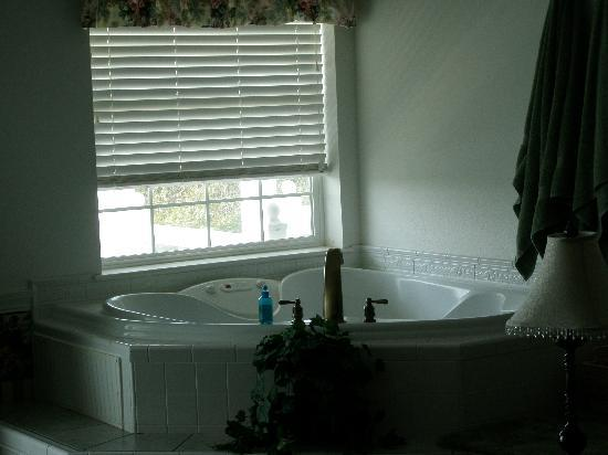 Judith Ann Inn: Bath Tub
