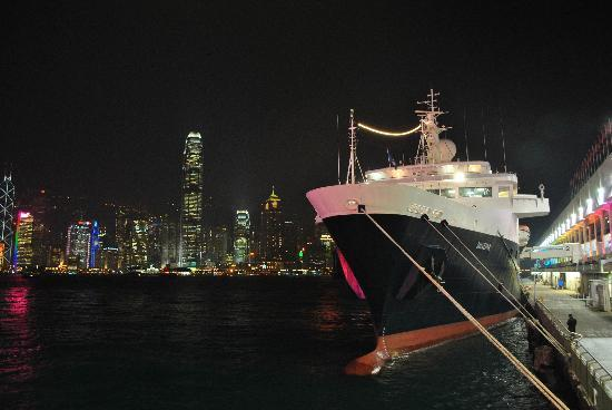 World famous skyline victoria harbour pictures tripadvisor for Appart hotel hong kong