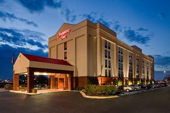 Hampton Inn Greenville I-385 - Woodruff Rd.: Hampton Inn Greenville - Woodruff Road