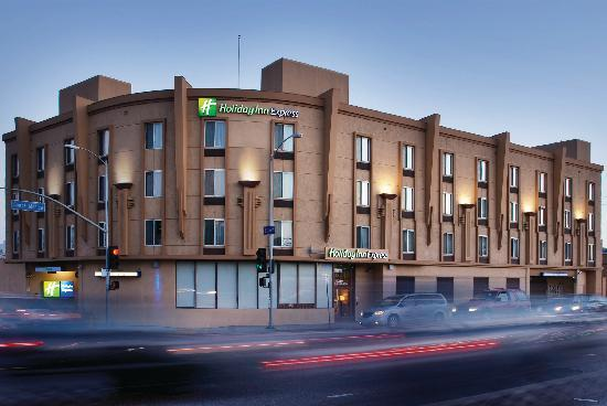 Holiday Inn Express West Los Angeles: Centrally located in the heart of West L.A.