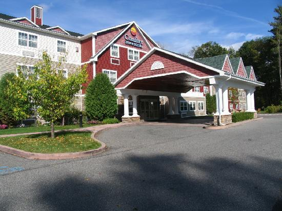 Comfort Inn Great Barrington: Hotel