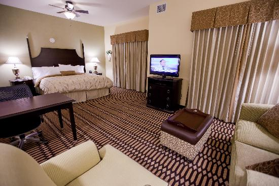 Homewood Suites by Hilton Lafayette: Studio Suite with King Bed