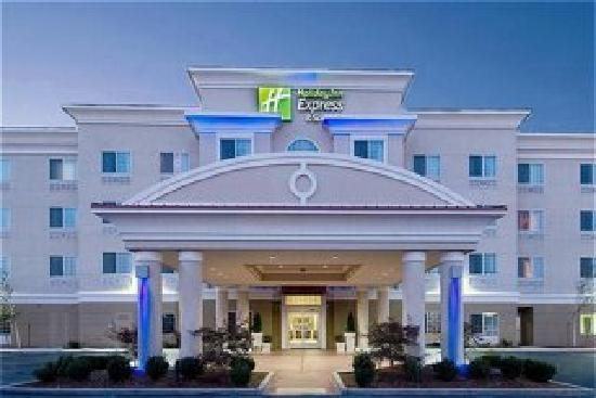 Holiday Inn Express Hotel &amp; Suites Klamath Falls: Exterior