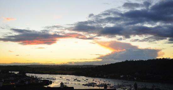 View over Crosshaven