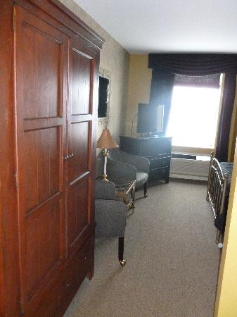 Landmark Inn: Room Entry