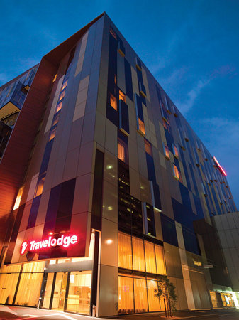 Travelodge Melbourne, Docklands