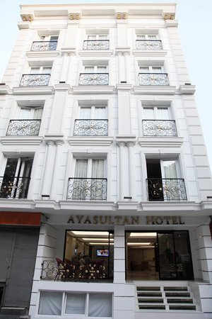 Ayasultan Hotel
