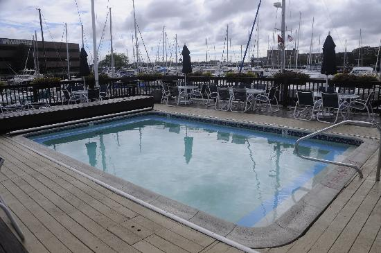 Constitution Marina's Bed & Breakfast Afloat: The Pool