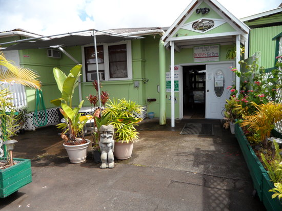 Hilo Airport Hostel : Pineapple Park
