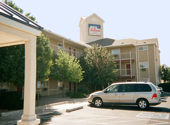 InTown Suites Albuquerque